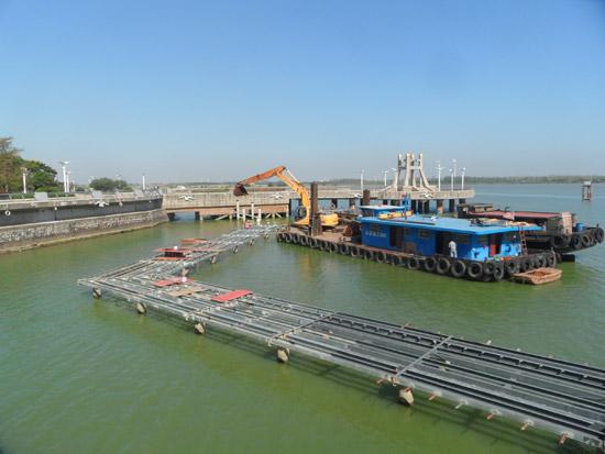 镇江市长江路环境提升及生态湿地建设工程